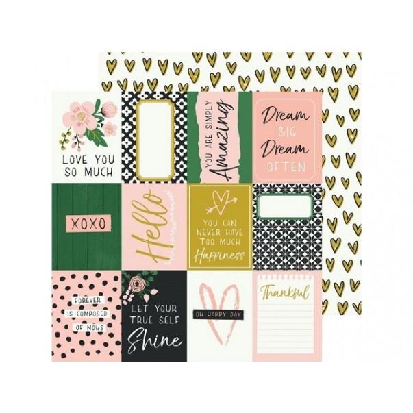 Papir, Fleur, Heartfelt