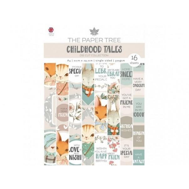 Papir, The Childhood Tales