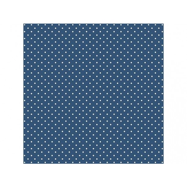 Papir, Blue with white dots