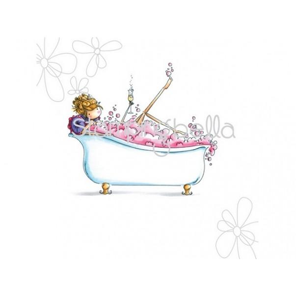 Štampiljka, Bubbles Loves Her Bubbly