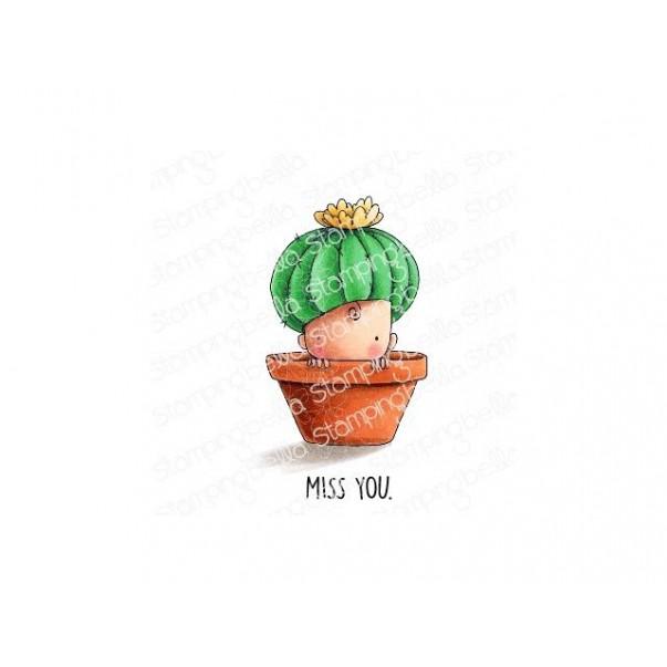 Štampiljka, Cactus Baby