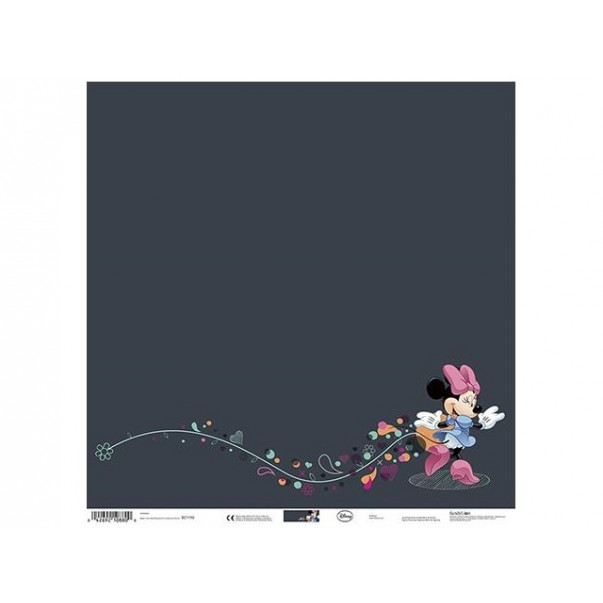 Papir, Disney, Minnie Runaway Heart