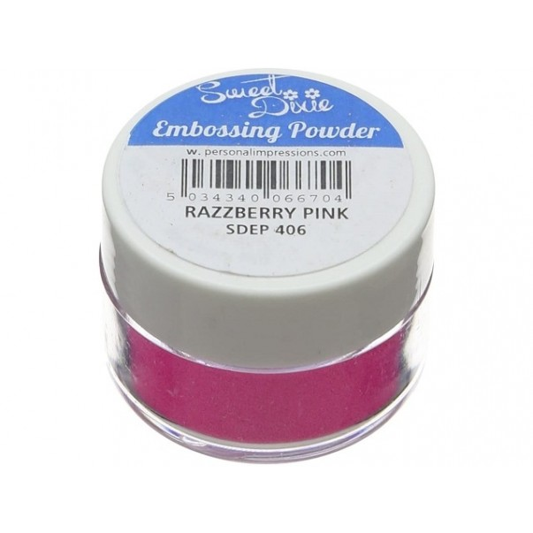 Embossing prah, Candy Brights - Razzberry Pink