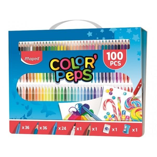 Set za barvanje, Color Peps