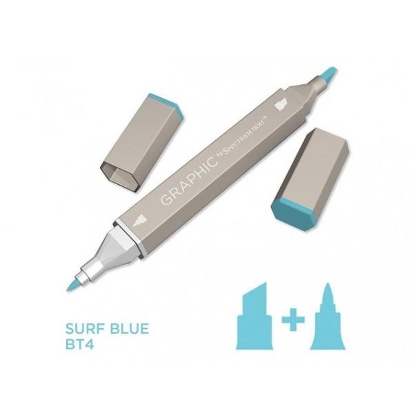 Marker Graphic, Surf blue