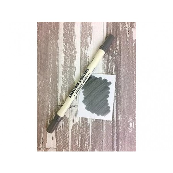 Distress marker, Hickory Smoke