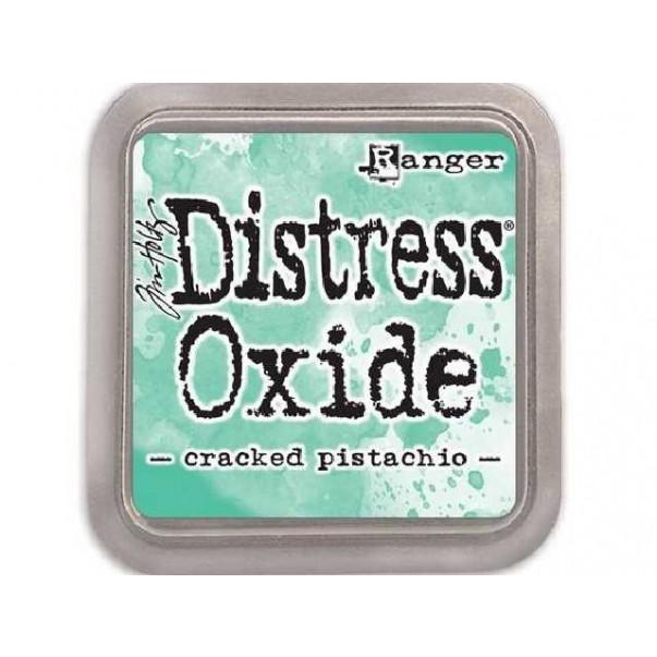 Barvna blazinica, Distress Oxide, Cracked Pistachio