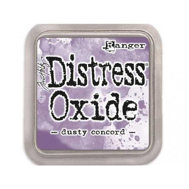 Barvna blazinica, Distress Oxide, Dusty Concord
