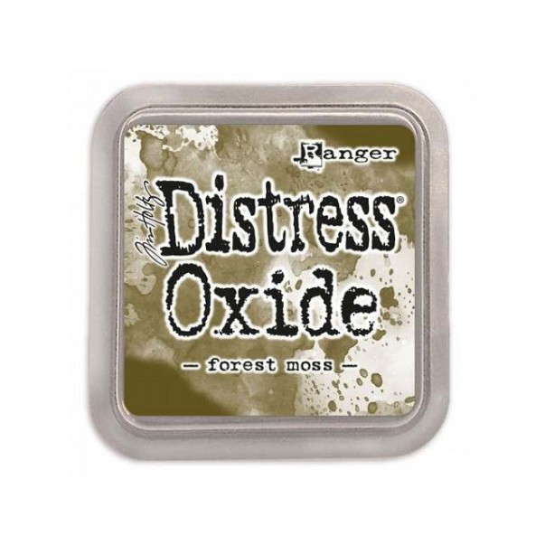 Barvna blazinica, Distress Oxide, Forest Moss