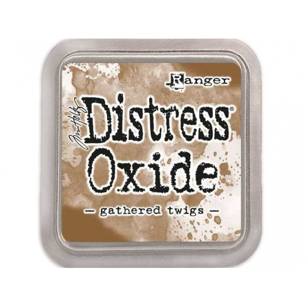 Barvna blazinica, Distress Oxide, Gathered Twigs
