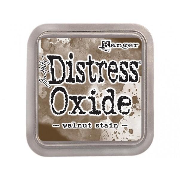 Barvna blazinica, Distress Oxide, Walnut Stain