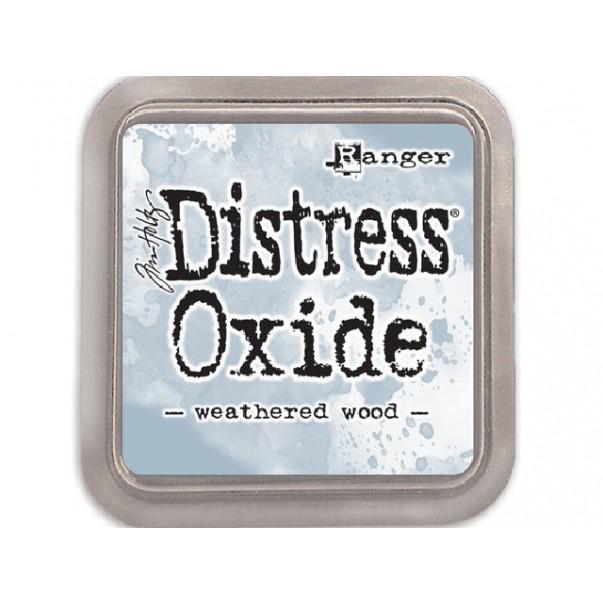 Barvna blazinica, Distress Oxide, Weathered Wood