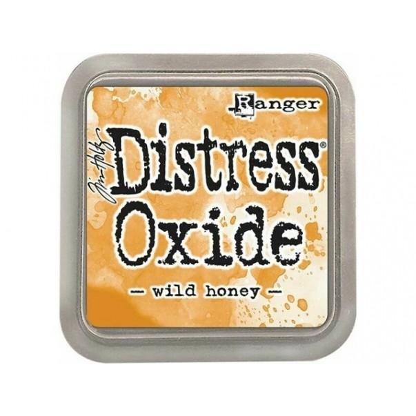 Barvna blazinica, Distress Oxide, Wild honey