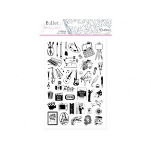 Štampiljka, Bullet Journal, Journal Hobbies
