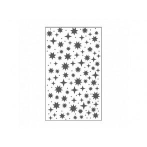 Mapa za embosiranje, Starry sky