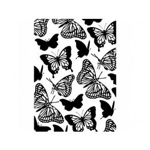 Mapa za embosiranje, Butterflies