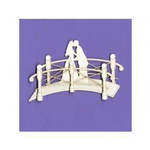 Izrezki, 2D, Romantični most
