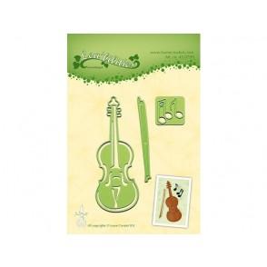 Rezalna šablona, Violin