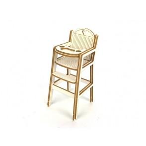 Izrezki, 3D, otroški stolček