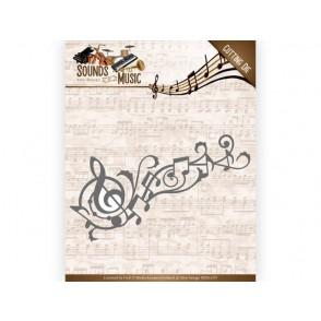 Rezalna šablona, Sounds of Music, Music Swirl
