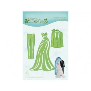 Rezalna šablona, Dress and suit