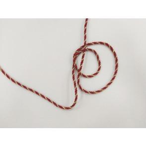 Mornarska vrvica, rdeče zlata