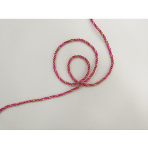 Mornarska vrvica, roza zlata