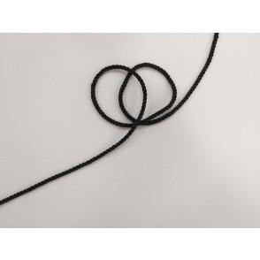 Mornarska vrvica, črna