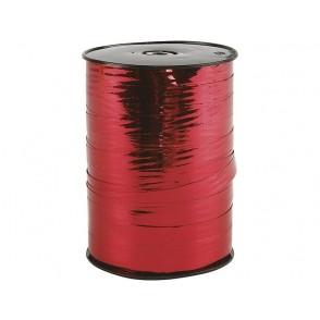 Zavijalni trak, metalik rdeč