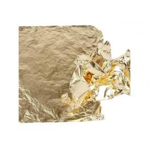Kovinski lističi, imitacija, zlati