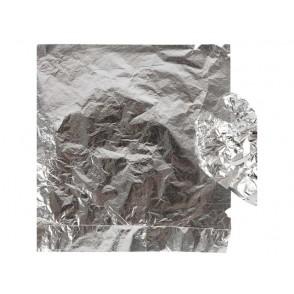 Kovinski lističi, imitacija, srebrni