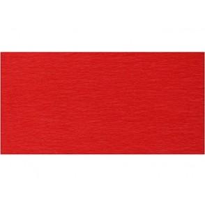 Krep papir, rdeč