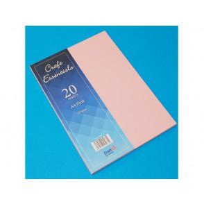 Papir, A4, Pink