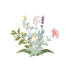 Rezalna šablona, Spring stems