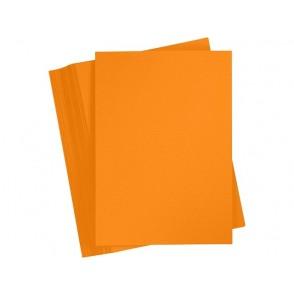 Papir, A4, oranžen