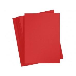 Papir, A4, božično rdeč