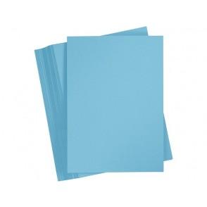 Papir, A4, svetlo moder