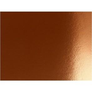 Papir, Metallic Copper, bakren