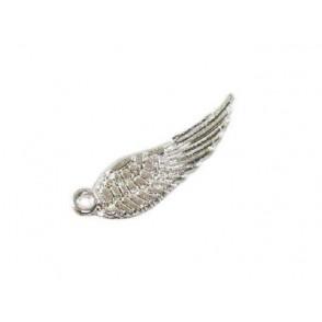 Obesek, angelsko krilo, srebrno