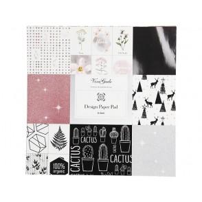 Set dizajnerskih papirjev