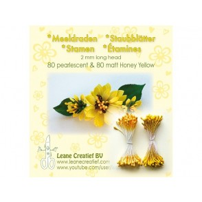 Prašniki, Honey Yellow