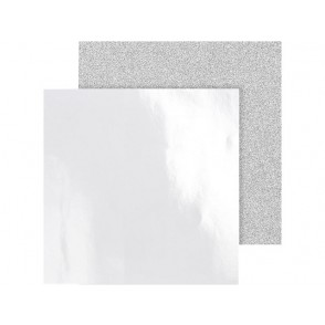 Papir z bleščicami in gloss