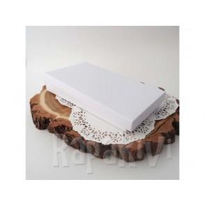 Osnova za škatlico, bela, 300 g