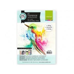 Papir, akvarelni, Artist quality