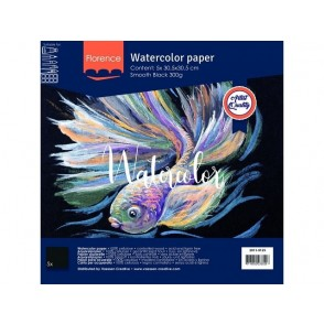 Papir, akvarelni