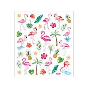 Nalepke, Flamingo