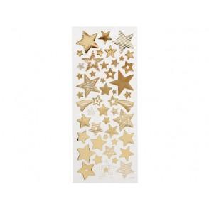 Nalepke, zlate zvezde