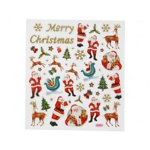 Nalepke, Božiček in jelenčki