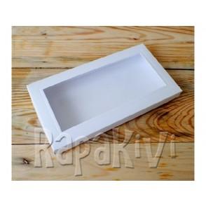Osnova za škatlico z odprtino, bela, 300 g