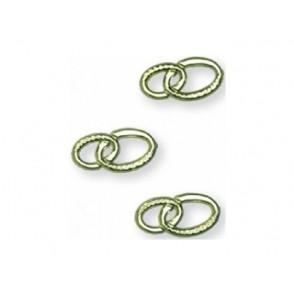Poročna prstana, zlata